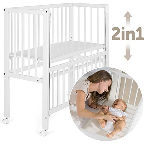 massivholz babybett. Black Bedroom Furniture Sets. Home Design Ideas
