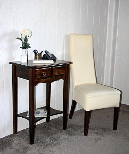 massivholz beistelltisch. Black Bedroom Furniture Sets. Home Design Ideas