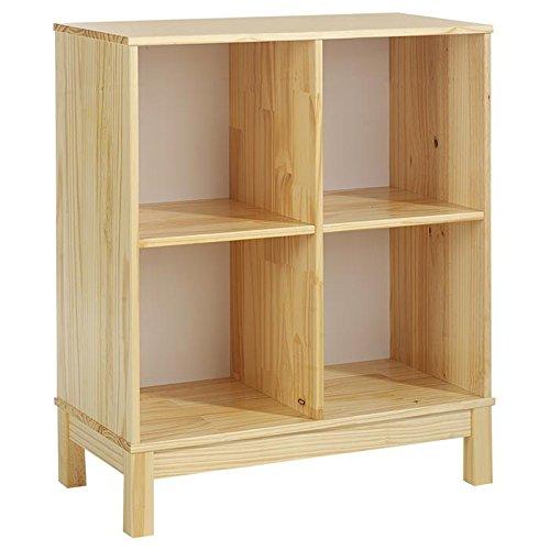massivholz regal. Black Bedroom Furniture Sets. Home Design Ideas