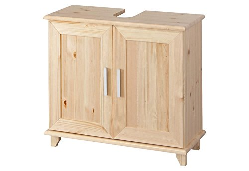 Designer waschbeckenunterschrank aus massivholz for Designer waschbeckenunterschrank