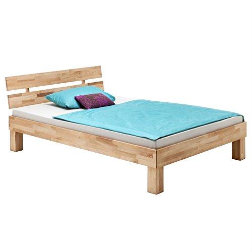 Futonbett massivholz for Einzelbett 140x200