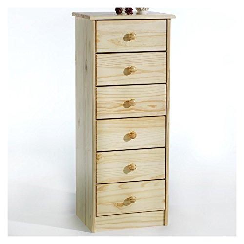 Ikea kommode kiefer natur das beste aus wohndesign und - Anrichte kiefer ...