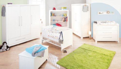kleiderschrank massiv / massivholz - Kinderzimmer Weis Massiv