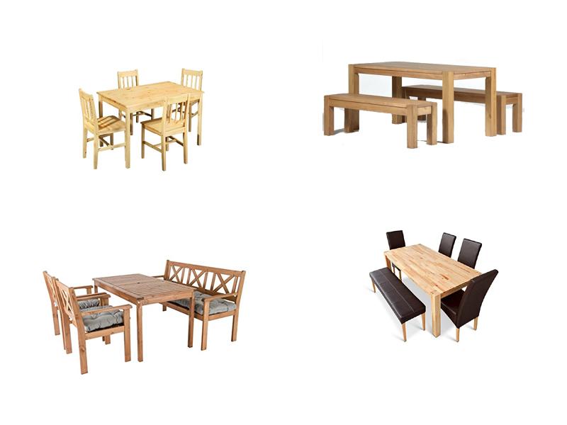 essgruppe massivholz massiv und wertbest ndig. Black Bedroom Furniture Sets. Home Design Ideas